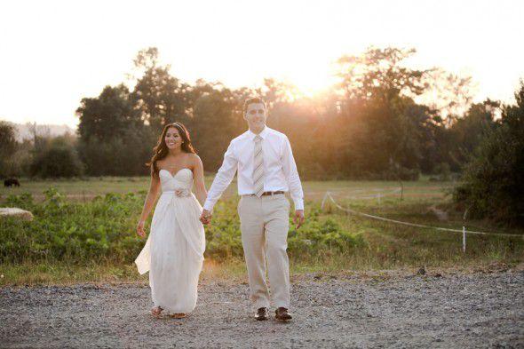 Farm Style Wedding