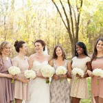 Vintage Style Bridesmaid Dresses