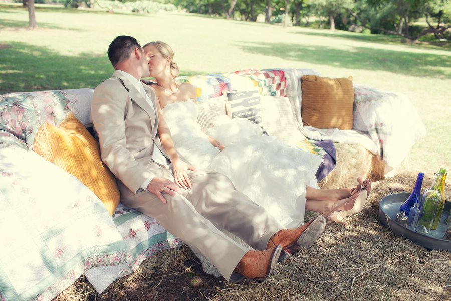 Southern Ranch Wedding