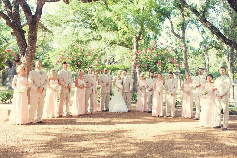 Texas Country Wedding