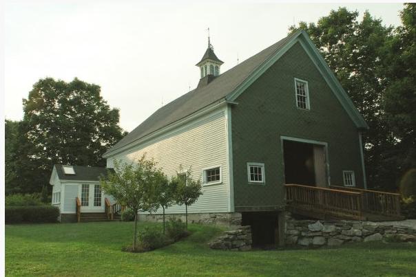 Top 10 Rustic Wedding Venues In New England - Rustic ...