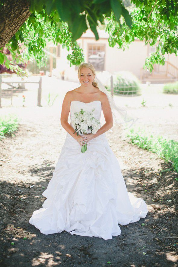Rustic Chic Bride