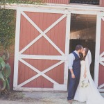 California Barn Ranch Wedding