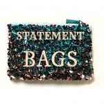 Statement Bags for Rustic Wedding Guests