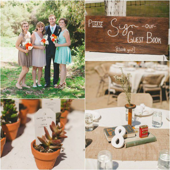 Country Barn Wedding Details