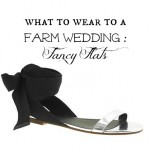 Farm Wedding Flats