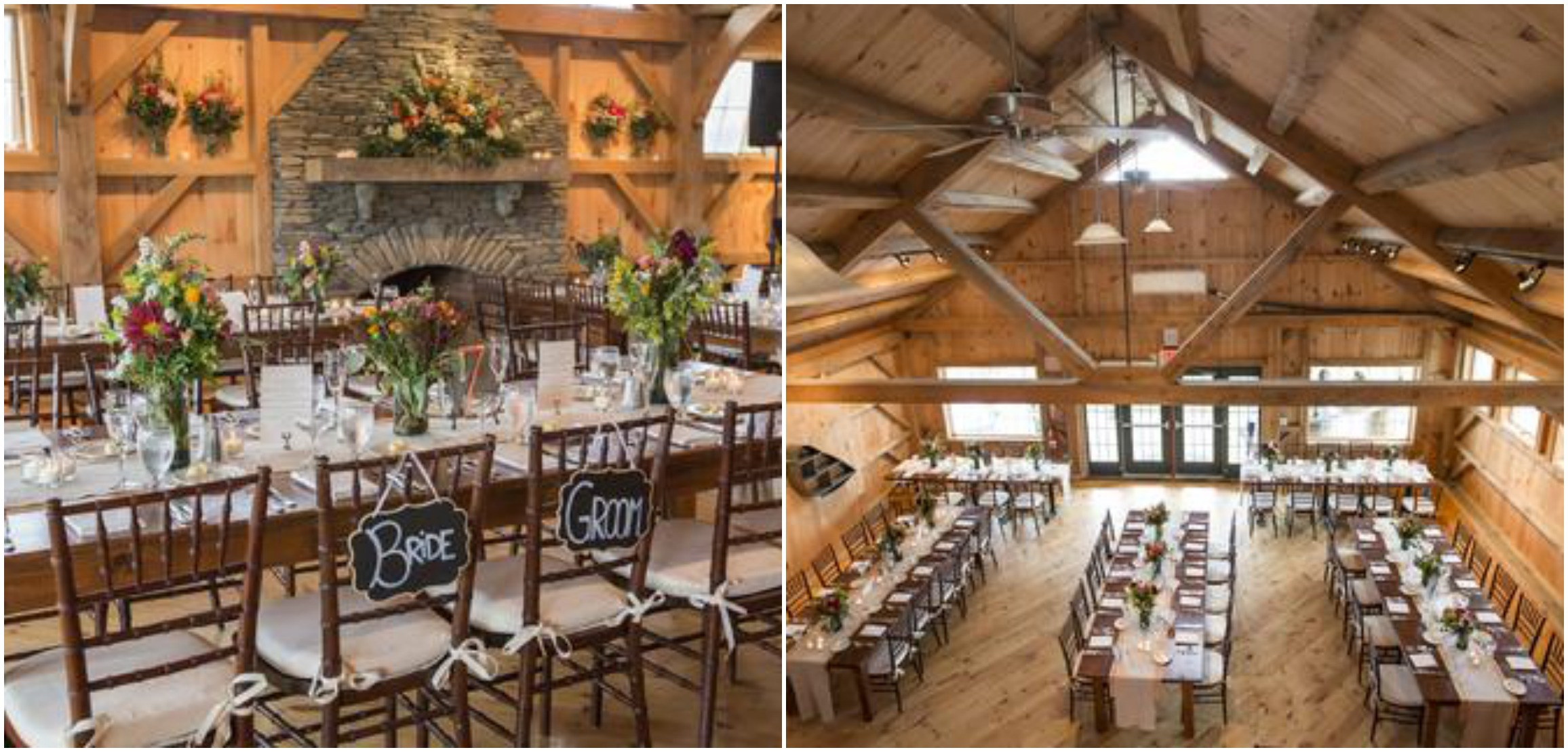Top 10 rustic wedding venues in new england rustic for Top 10 wedding venues