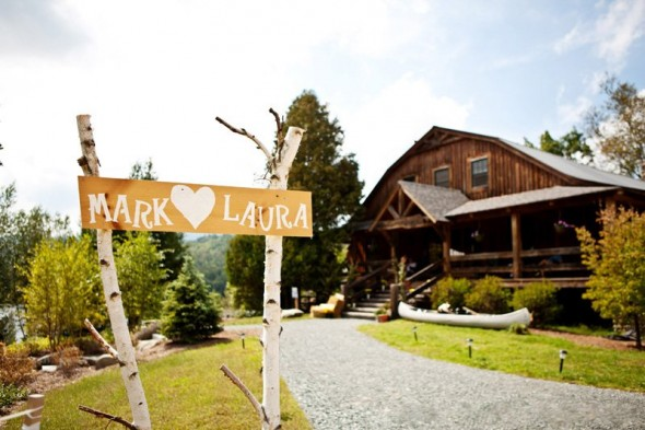 Rustic Camp Wedding