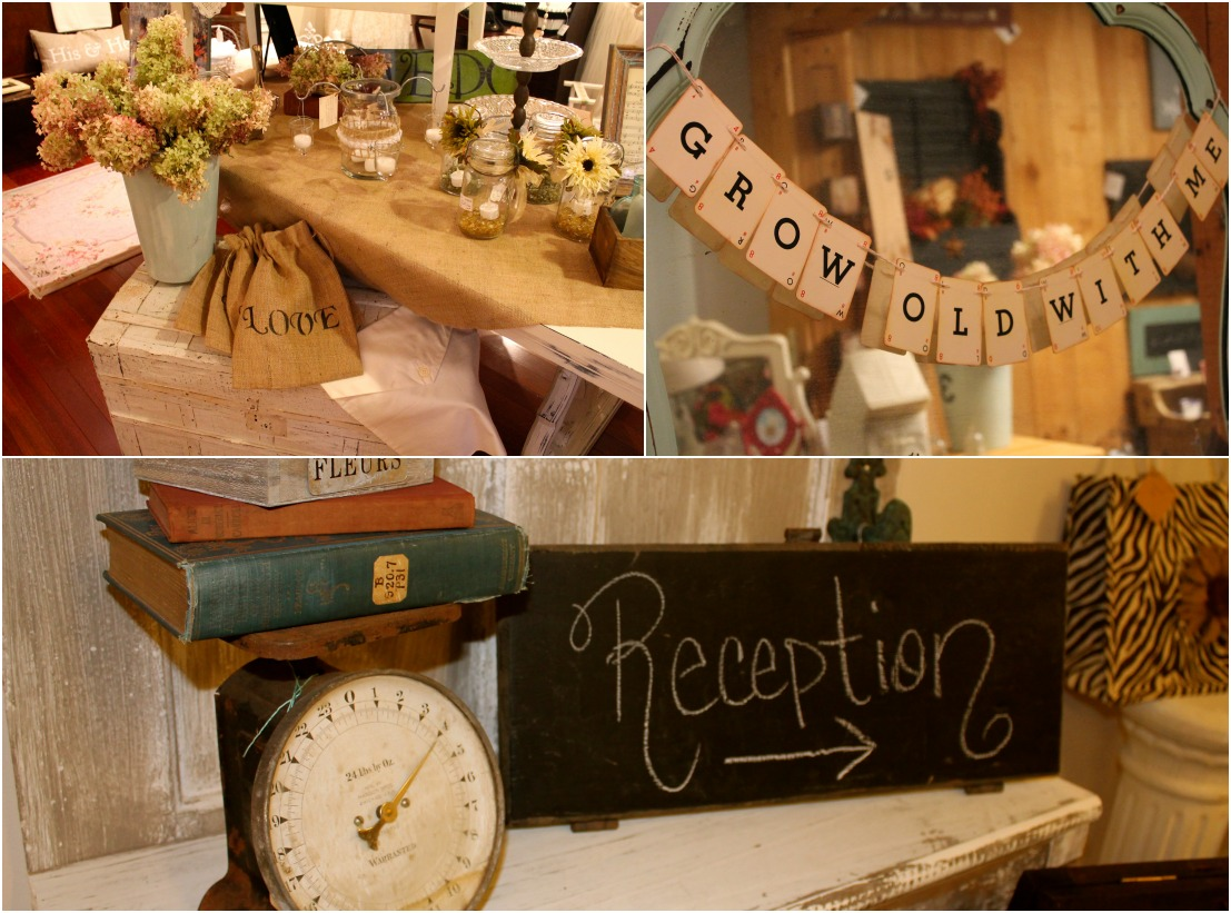 Shopping For Vintage Wedding Decorations