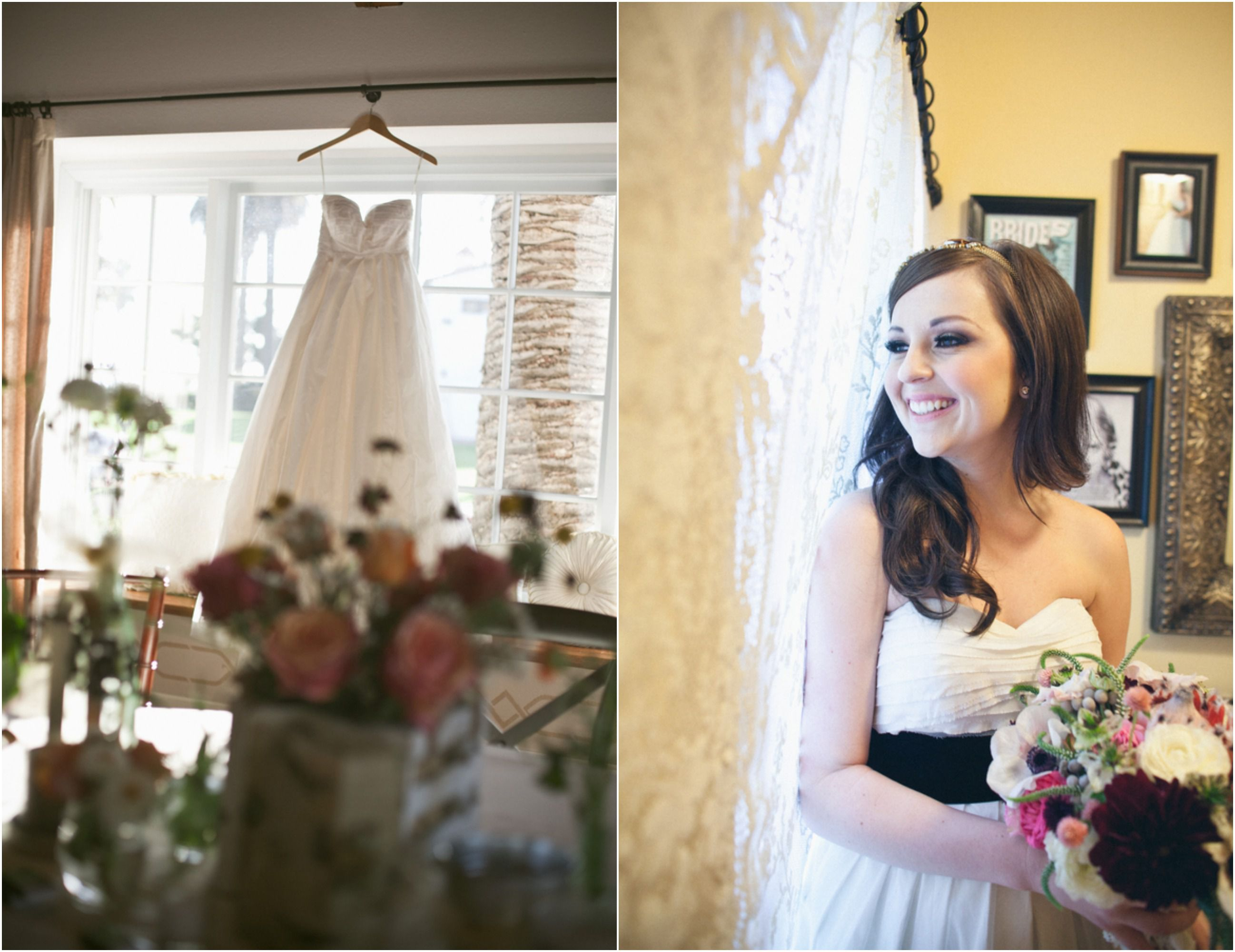 Vintage Style Wedding At Casino San Clemente