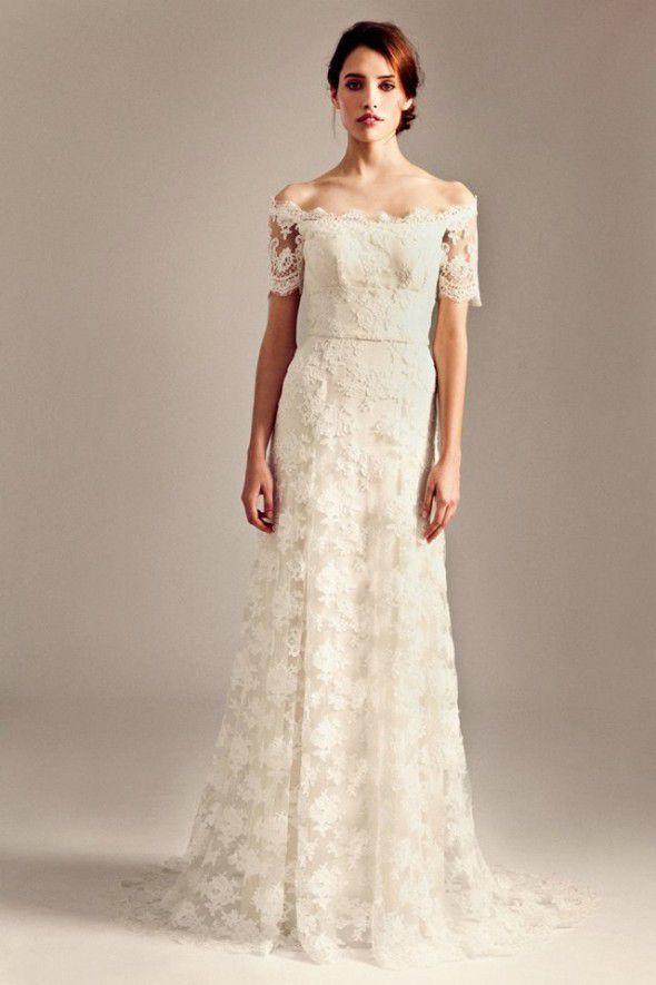 Temperley Bridal Dress By Designer Alice Temperley