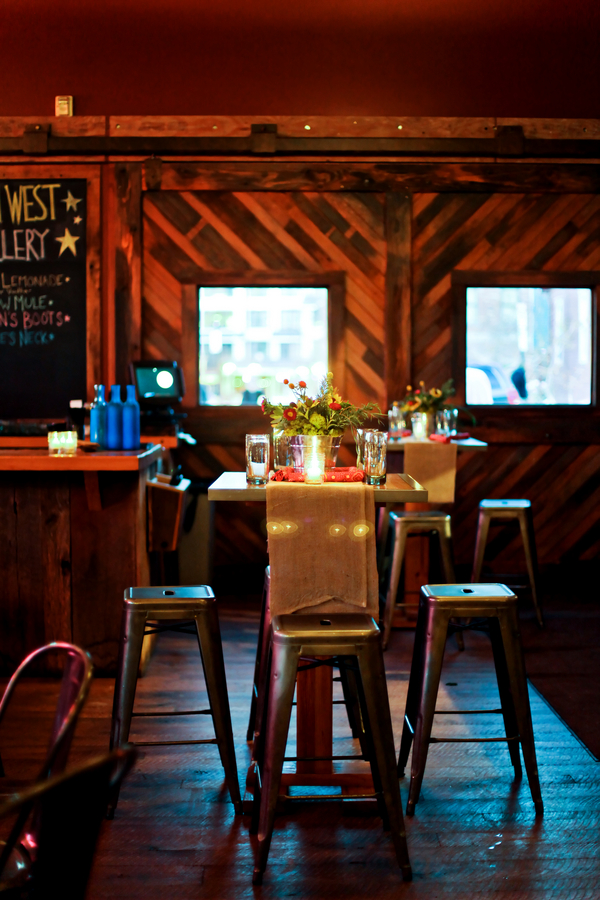 Rustic Style Rehearsal Dinner Rustic Wedding Chic