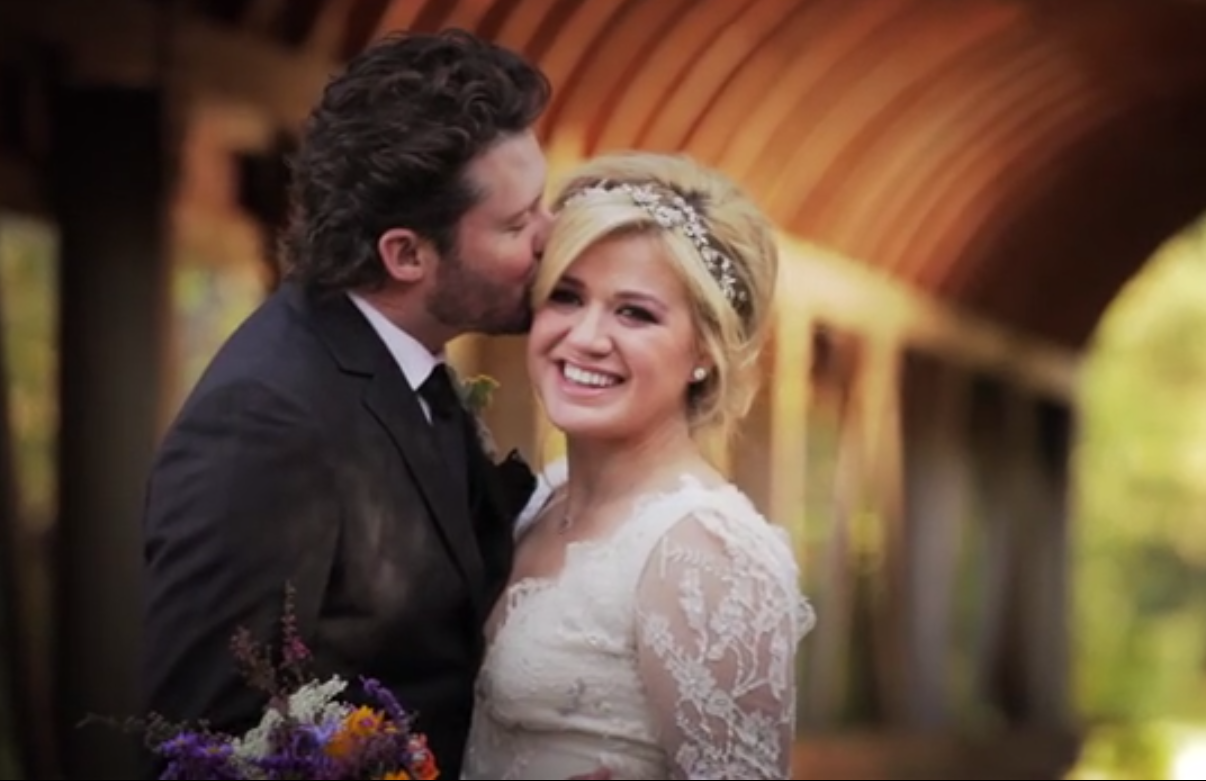5 Things We Loved About Kelly Clarkson Wedding - Rustic Wedding Chic