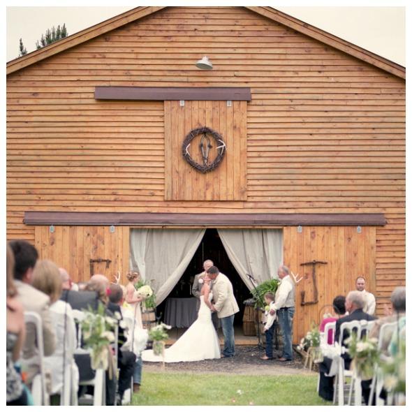 Clay Hill Garden Wedding