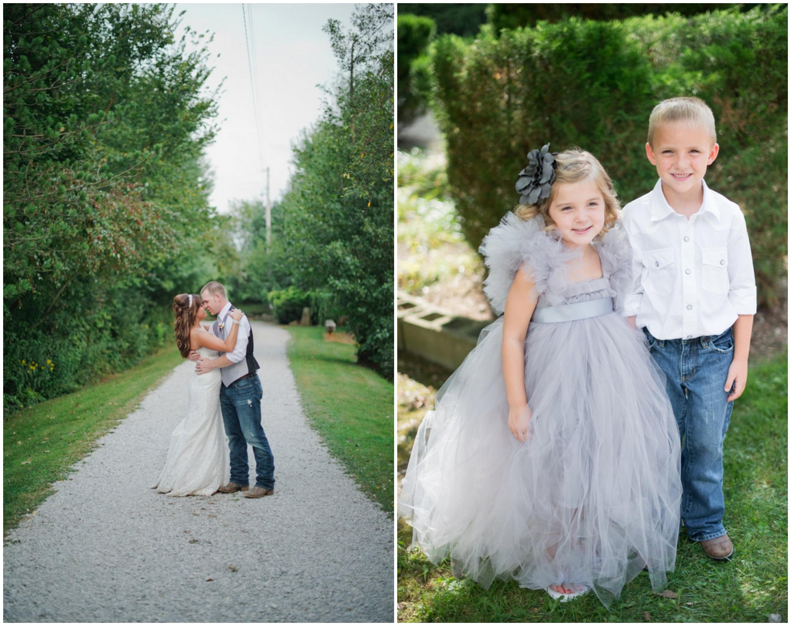 Flower girl dresses for outdoor wedding bridesmaid dresses for Country girl wedding dress