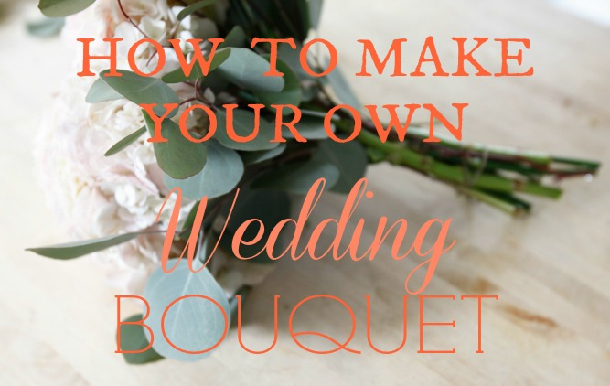 how to make your own wedding bouquet with fake flowers 2 how to make your own wedding bouquet rustic 5017