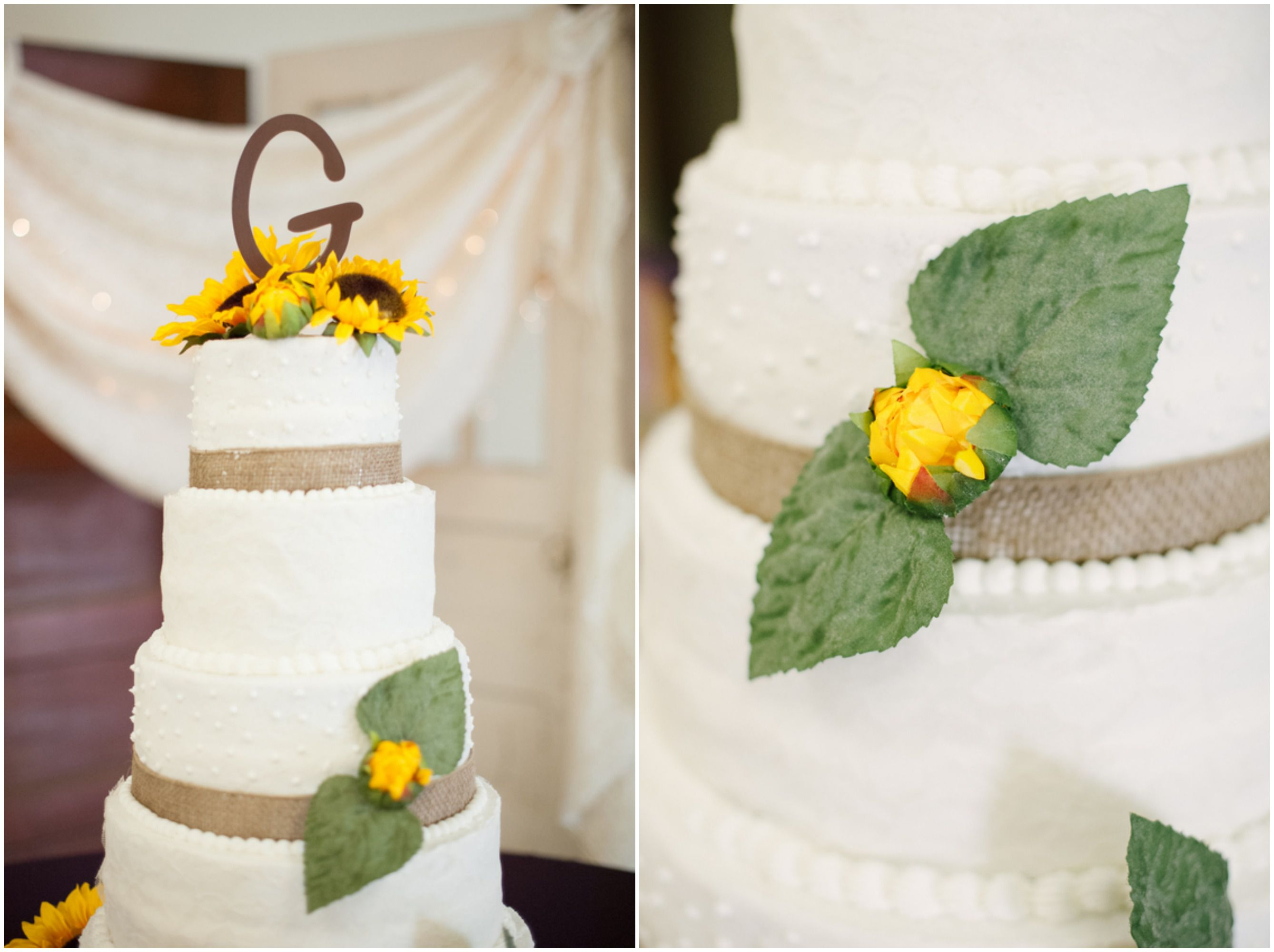 Sunflower Farm Wedding - Rustic Wedding Chic