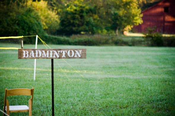 Backyard Wedding Games top ten lawn games for your wedding - rustic wedding chic