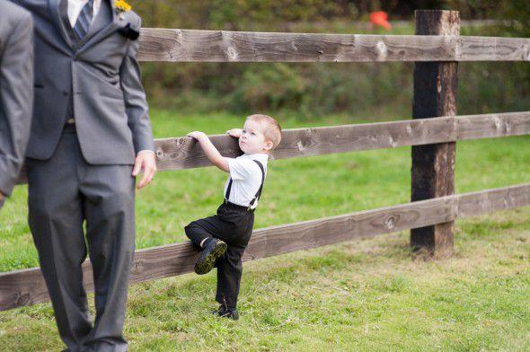 Washington State Farm Wedding