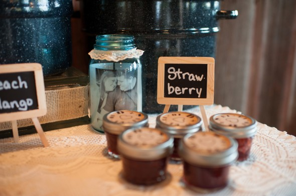 Jam Wedding Favor