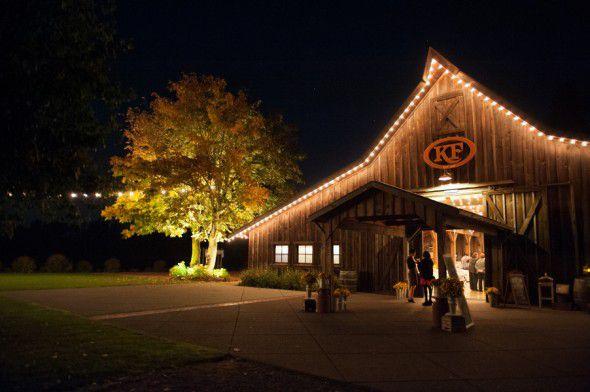 The Kelley Farm Wedding Venue