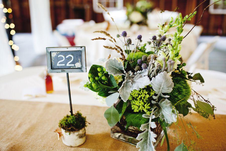Rustic Vermont Barn Wedding - Rustic Wedding Chic