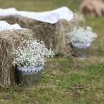Farm Wedding Flowers