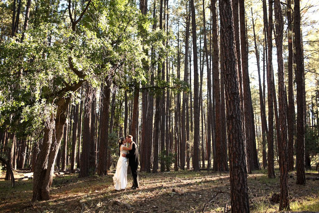 Arizona Barn Wedding - Rustic Wedding Chic