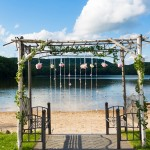 Lakeside Rustic Wedding