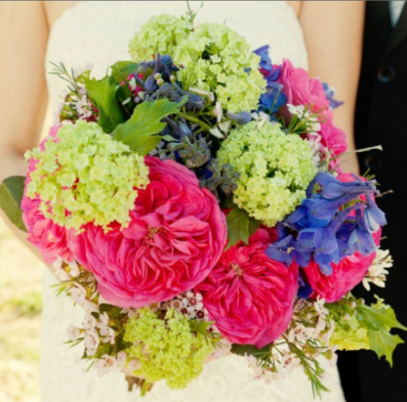 Wild Flower Wedding Bouquet: Top Ten Wildflower Wedding Bouquets