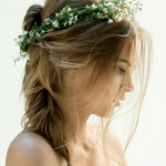 Top Ten Ways to Wear Flowers in Your Hair