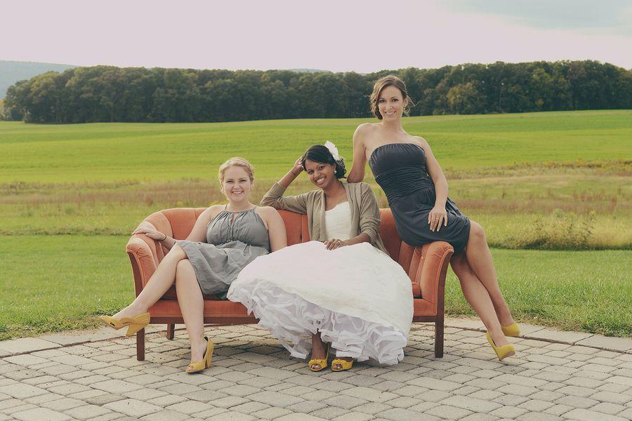 Maryland Barn Wedding At Mathwig Barn - Rustic Wedding Chic