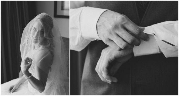 Bride & Groom Dressing
