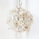 Step By Step : Blush Hydrangea Globe