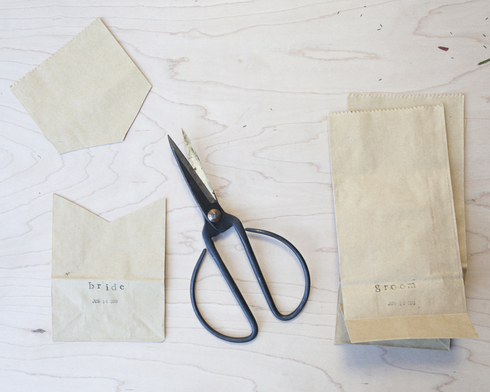 Step By Step : DIY Luminaria Place Cards