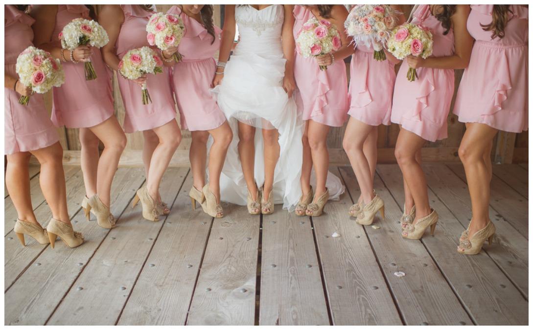 White Barn Wedding Rustic Wedding Chic