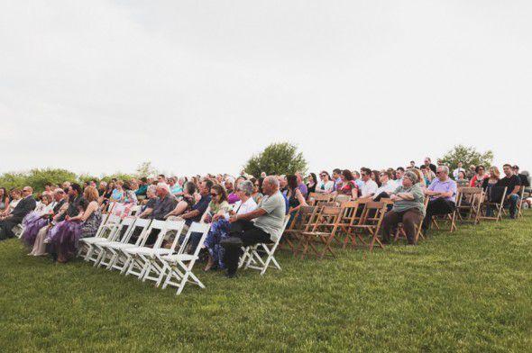 Open Air Ceremony