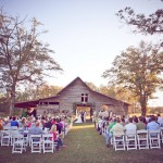 Perfect Barn Wedding