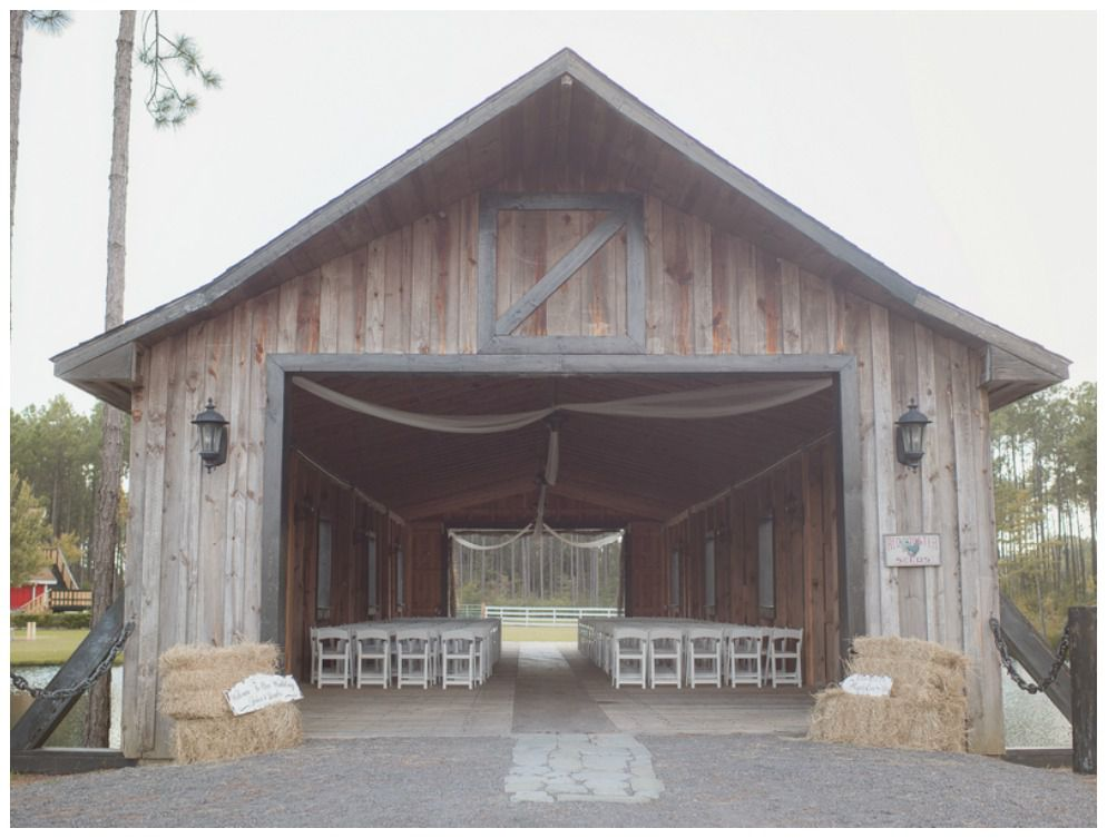 Perfect Wedding Barn
