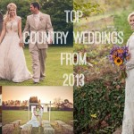 Top Country Weddings From 2013