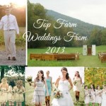 Top Farm Weddings From 2013