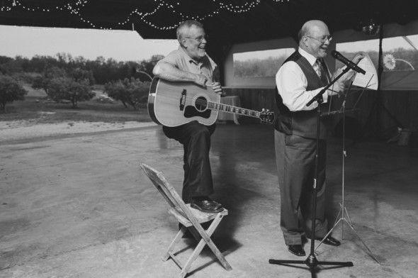 Rustic Wedding Band