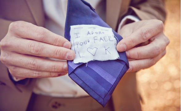 Our Favorite Hand Made Wedding Touches