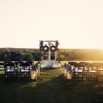 Fall Wedding On Farm