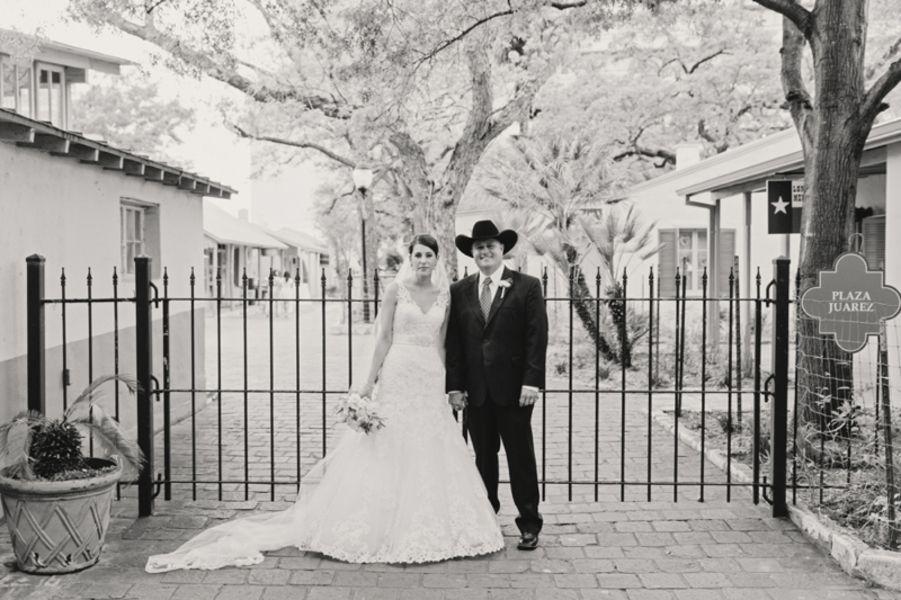 San Antonio Rustic Wedding Andrea Billy Rustic