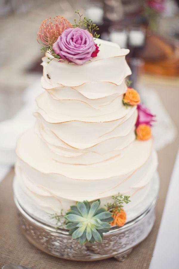 ... Country Wedding Cake ...