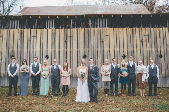 Elegant Farm Wedding
