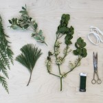 How to Make a Mistletoe Posy