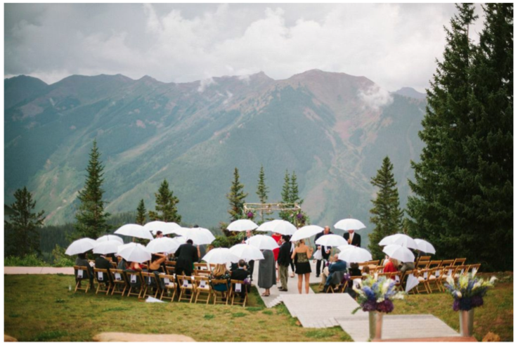 The Top Ten Mountain Weddings of 2013 - Rustic Wedding Chic