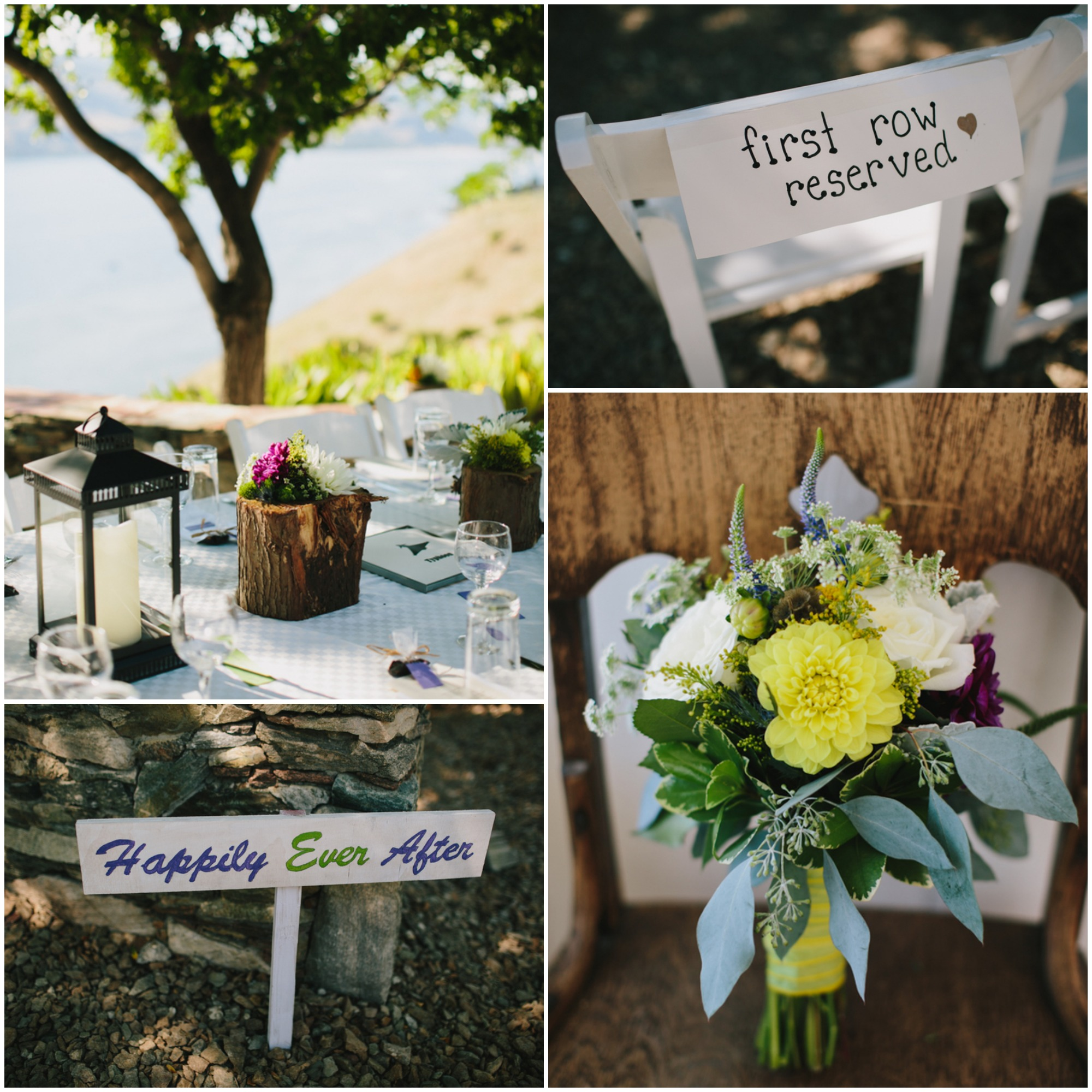 Outdoor Rustic Wedding Ideas: Rustic Wedding Chic